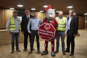 Das Team vom Round Table aus Ammerland und Jever.