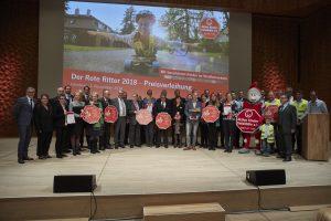 Alle Preisträgern die Veranstalter auf einen Blick. Fotos: Marco Grundt