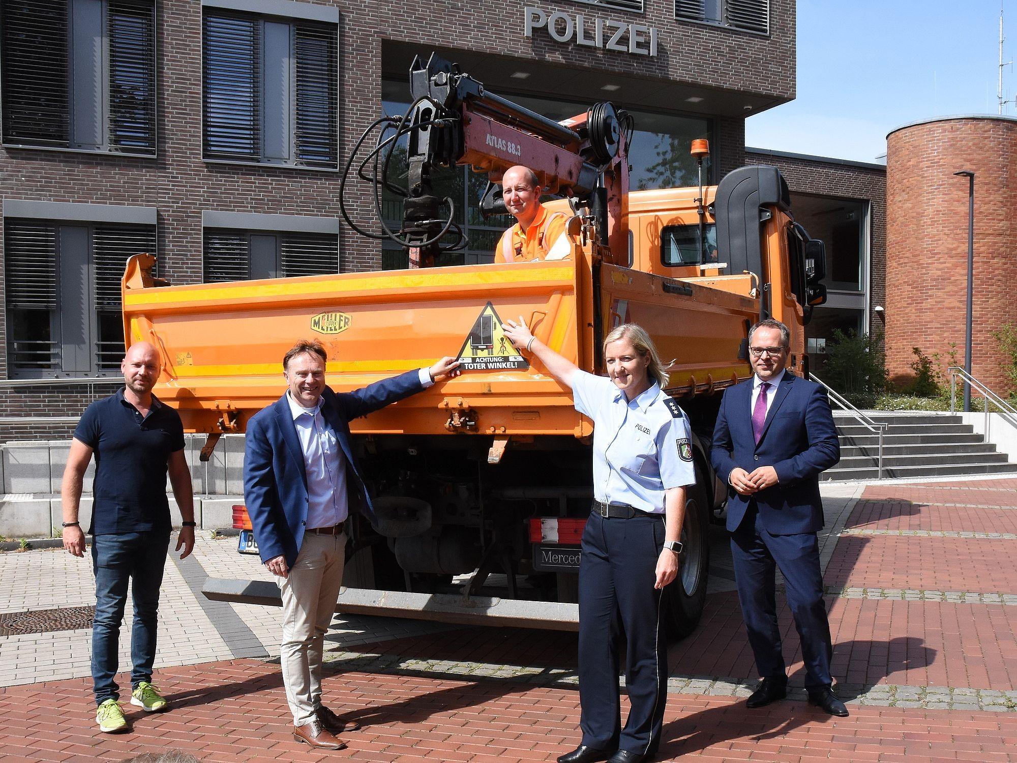 Foto Polizei Borken